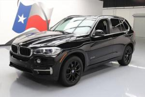 2015 BMW X5 SDRIVE35I PANO SUNROOF NAV REAR CAM