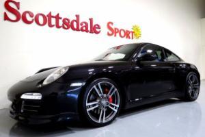 2011 Porsche 911 PDK, SPORT CHRONO, A/C SEATS, COMFORT PK, TURBO WH Photo