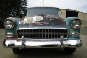 1955 Chevrolet Bel Air/150/210 Sedan