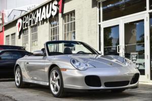 2004 Porsche 911 911 Carrera 4S Cabriolet 996