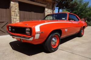 1969 Chevrolet Camaro SS Collector Quality