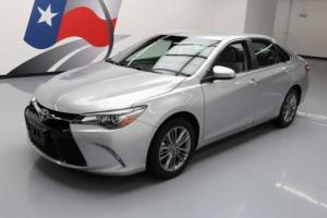 2015 Toyota Camry SE REAR CAM BLUETOOTH SPOILER