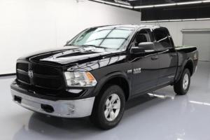 2014 Dodge Ram 1500 OUTDOORSMAN CREW 4X4 MOSSY OAK NAV