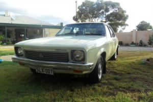 Holden torana lx Photo