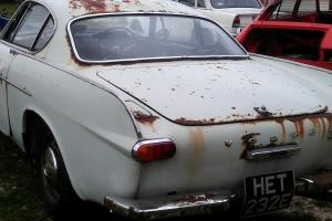 volvo 1800s 1967 barn find restoration project rare car  Photo