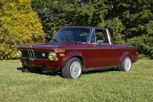 1971 BMW 1600 2D Photo