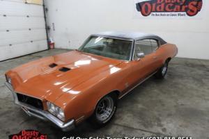 1971 Buick Skylark GS Match Num Runs Drives Body Good 350V8