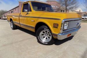 1972 Chevrolet Cheyenne --