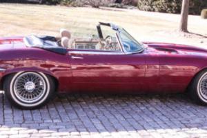 1972 Jaguar XK