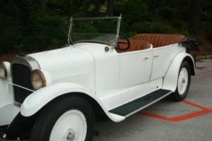 1925 Dodge Series 126 Touring Photo