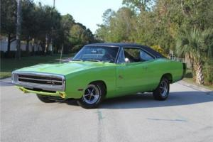 1970 Dodge Charger -- Photo