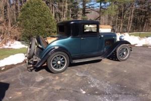1931 Hudson essex super six