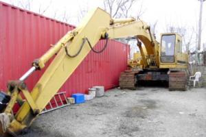 1987 Mitsubishi MS300LC-8 Crawler Excavator