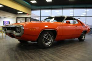 1971 Plymouth Road Runner Roadrunner Photo