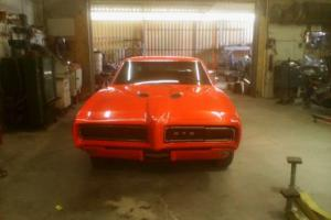 1968 Pontiac GTO Photo
