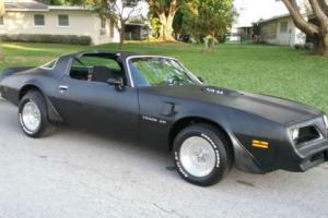 1978 Pontiac Trans Am Firebird Photo