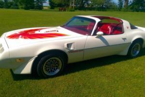1979 Pontiac Trans Am T-Tops
