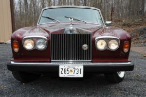 1978 Rolls-Royce Silver Shadow Silver Wraith II