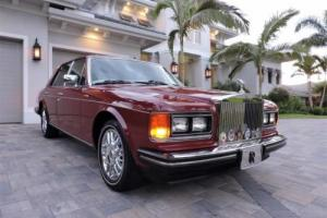 1988 Rolls-Royce Silver Spirit/Spur/Dawn Silver Spirit Mk I Photo