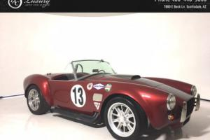 1965 Shelby Cobra Cobra | Factory Five | Disk Brakes | Stripe