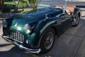 1959 Triumph TR3 Photo
