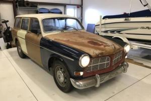 1965 Volvo 122 Photo