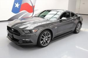 2015 Ford Mustang GT PREMIUM AUTO NAV LEATHER 20'S