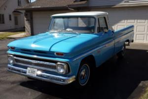 1966 Chevrolet Other Pickups C10 FLEETSIDE BIG BACK WINDOW LONG BED