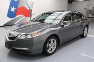 2009 Acura TL V6 HEATED LEATHER SUNROOF XENONS