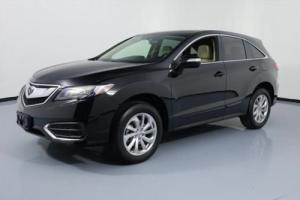 2017 Acura RDX AWD TECHNOLOGY SUNROOF NAV HTD SEATS