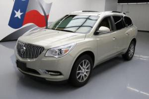 2014 Buick Enclave LEATHER 7PASS HTD SEATS REAR CAM