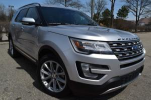 2016 Ford Explorer LIMITED-EDITION