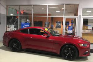 2017 Ford Mustang GT Premium Black Edition Navigation