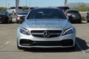 2017 Mercedes-Benz C-Class AMG C 63 S Coupe