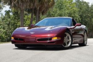 2003 Chevrolet Corvette 50th-Anniversary
