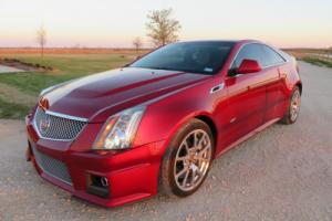 2014 Cadillac CTS CTS-V Coupe