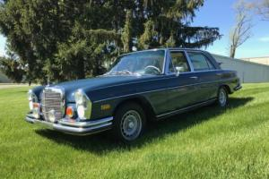 1971 Mercedes-Benz 300-Series