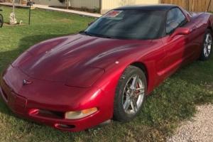 2001 Chevrolet Corvette Corvette