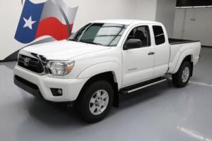 2013 Toyota Tacoma PRERUNNER V6 ACCESS CAB REAR CAM