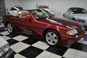 1999 Mercedes-Benz SL-Class *ABSOLUTELY AMAZING INSIDE & OUT! BRAND NEW (0 MILES) TIRES!