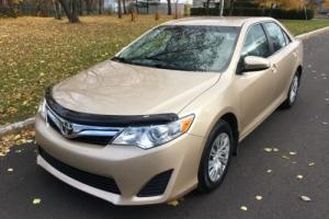 2012 Toyota Camry LE SND I4