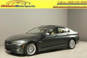 2011 BMW 5-Series 2011 535i xDrive AWD NAV SUNROOF LEATHER HEATSEAT Photo