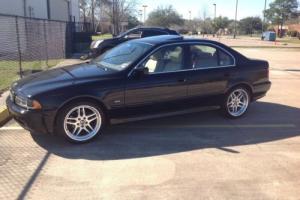 2002 BMW 5-Series E39