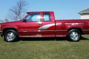 1992 Chevrolet C/K Pickup 1500 Z71
