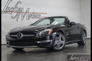 2013 Mercedes-Benz SL-Class SL63 AMG Magic Sky Premium Pk Drivers Assist Pkg Loaded!