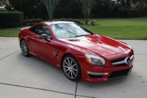 2014 Mercedes-Benz SL-Class SL 63 AMG PERFORMANCE