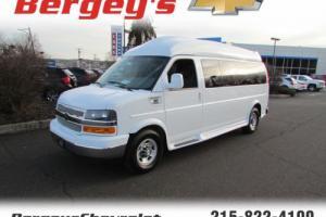 2017 Chevrolet Express Explorer Special Edition  High Top Conversion Van