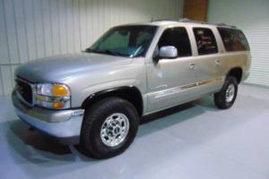 2002 GMC Yukon 2500 SLT 2WD 4dr SUV