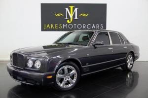 2009 Bentley Arnage T MULLINER ($282K MSRP)