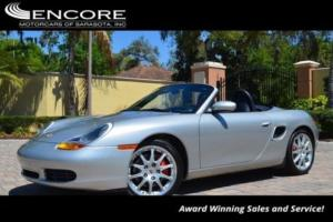 2000 Porsche Boxster 2dr Roadster S Manual Photo